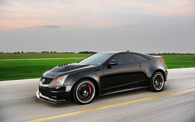 2012 Hennessey VR1200 Twin Turbo Coupe wallpaper thumbnail.