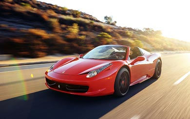 2013 Hennessey HPE700 Twin Turbo 458 wallpaper thumbnail.