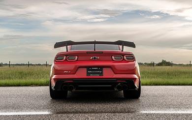 2021 Hennessey Exorcist Chevrolet Camaro ZL1 wallpaper thumbnail.