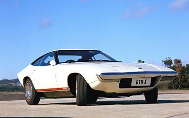 1970 Holden Torana GTR-X Concept wallpaper thumbnail.