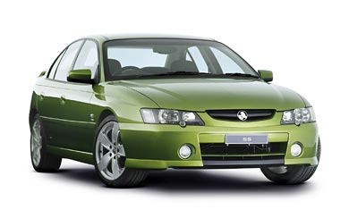 2002 Holden Commodore SS wallpaper thumbnail.