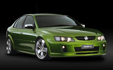 2002 Holden SSX Concept wallpaper thumbnail.