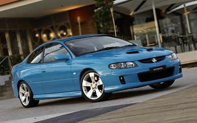 2004 Holden VZ Monaro CV8 wallpaper thumbnail.