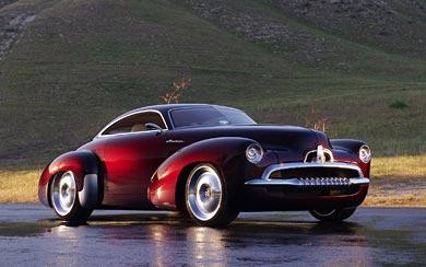 2005 Holden Efijy Concept wallpaper thumbnail.