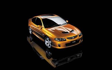 2005 Holden Monaro CV8-Z wallpaper thumbnail.
