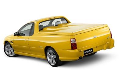 2006 Holden Ute SS Thunder wallpaper thumbnail.