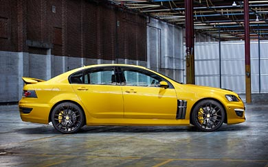 2012 HSV GTS 25th Anniversary Edition wallpaper thumbnail.