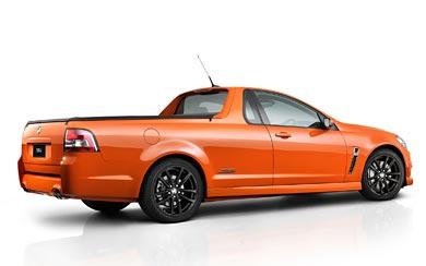 2013 Holden Ute SS-V wallpaper thumbnail.