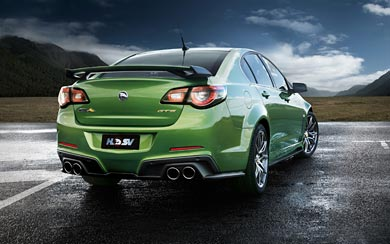 2016 Holden HSV Gen-F2 wallpaper thumbnail.