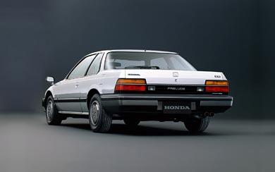 1983 Honda Prelude wallpaper thumbnail.