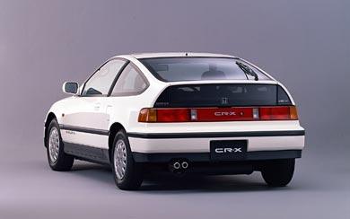 1987 Honda CR-X wallpaper thumbnail.