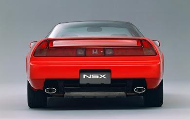 1990 Honda NSX wallpaper thumbnail.
