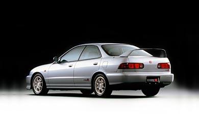 1995 Honda Integra Type R wallpaper thumbnail.