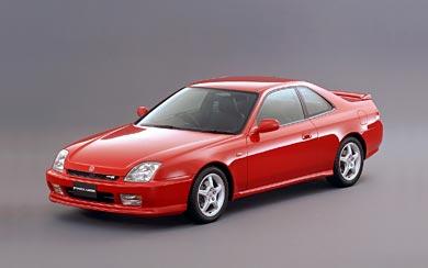 1997 Honda Prelude wallpaper thumbnail.
