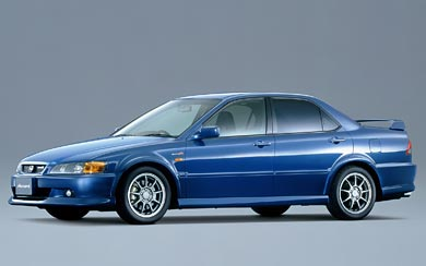 2000 Honda Accord Euro R wallpaper thumbnail.
