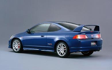 2001 Honda Integra Type R wallpaper thumbnail.