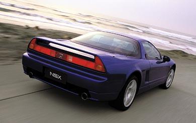 2001 Honda NSX wallpaper thumbnail.