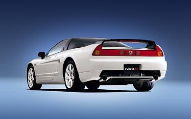 2004 Honda NSX-R wallpaper thumbnail.