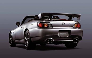 2008 Honda S2000 Type-S wallpaper thumbnail.