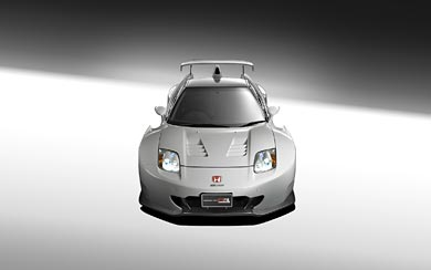 2009 Honda Mugen NSX RR Concept wallpaper thumbnail.
