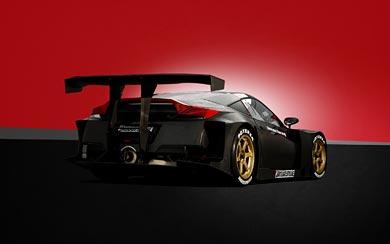 2010 Honda HSV GT wallpaper thumbnail.