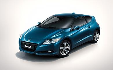 2011 Honda CR-Z wallpaper thumbnail.