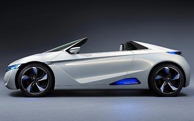 2011 Honda EV-Ster Concept wallpaper thumbnail.