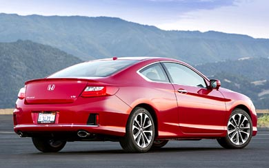 2013 Honda Accord Coupe wallpaper thumbnail.