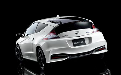 2015 Honda CR-Z wallpaper thumbnail.