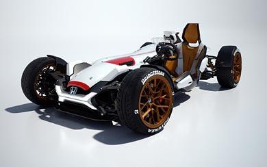 2015 Honda Project 2&4 Concept wallpaper thumbnail.