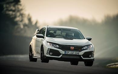 2018 Honda Civic Type R wallpaper thumbnail.