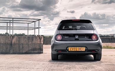 2020 Honda E wallpaper thumbnail.