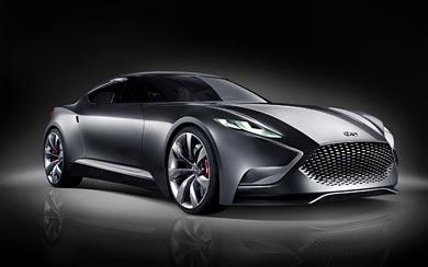 2013 Hyundai HND-9 Concept wallpaper thumbnail.