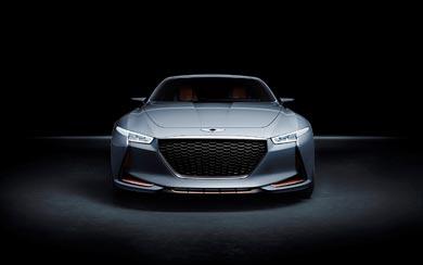 2016 Hyundai Genesis New York Concept wallpaper thumbnail.