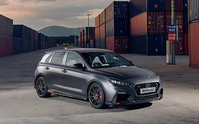 2019 Hyundai i30 N Project C wallpaper thumbnail.