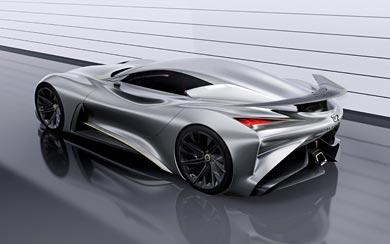 2015 Infiniti Concept Vision Gran Turismo wallpaper thumbnail.