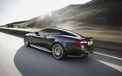 2011 Jaguar XKR 75 wallpaper thumbnail.