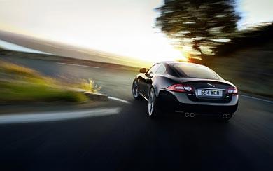 2012 Jaguar XK Artisan SE wallpaper thumbnail.