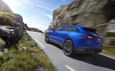2013 Jaguar C-X17 Concept wallpaper thumbnail.