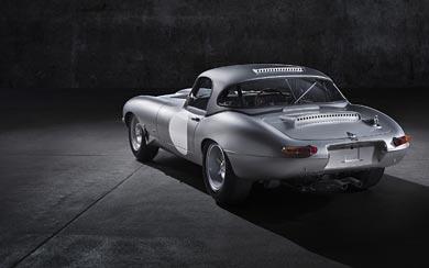 2014 Jaguar Lightweight E-Type wallpaper thumbnail.