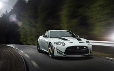 2014 Jaguar XKR-S GT wallpaper thumbnail.