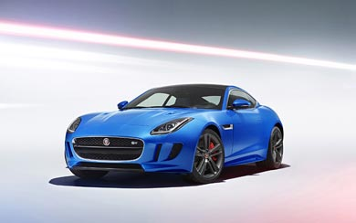 2016 Jaguar F-Type British Design Edition wallpaper thumbnail.