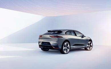 2016 Jaguar I-Pace Concept wallpaper thumbnail.