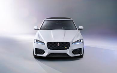 2016 Jaguar XF S wallpaper thumbnail.
