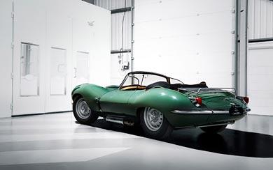 2017 Jaguar XKSS Continuation wallpaper thumbnail.
