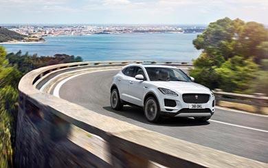 2018 Jaguar E-Pace wallpaper thumbnail.