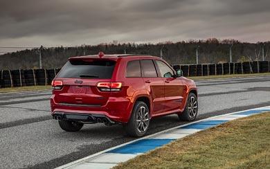 2018 Jeep Grand Cherokee Trackhawk wallpaper thumbnail.