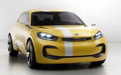 2013 Kia CUB Concept wallpaper thumbnail.