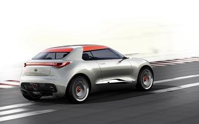 2013 Kia Provo Concept wallpaper thumbnail.
