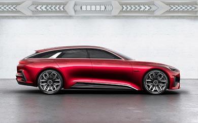 2017 Kia Proceed Concept wallpaper thumbnail.